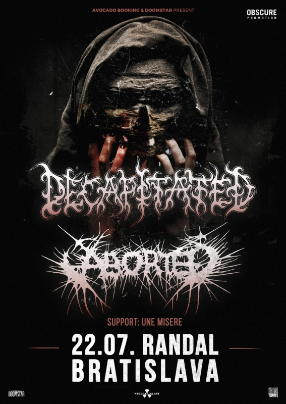 DECAPITATED, Aborted