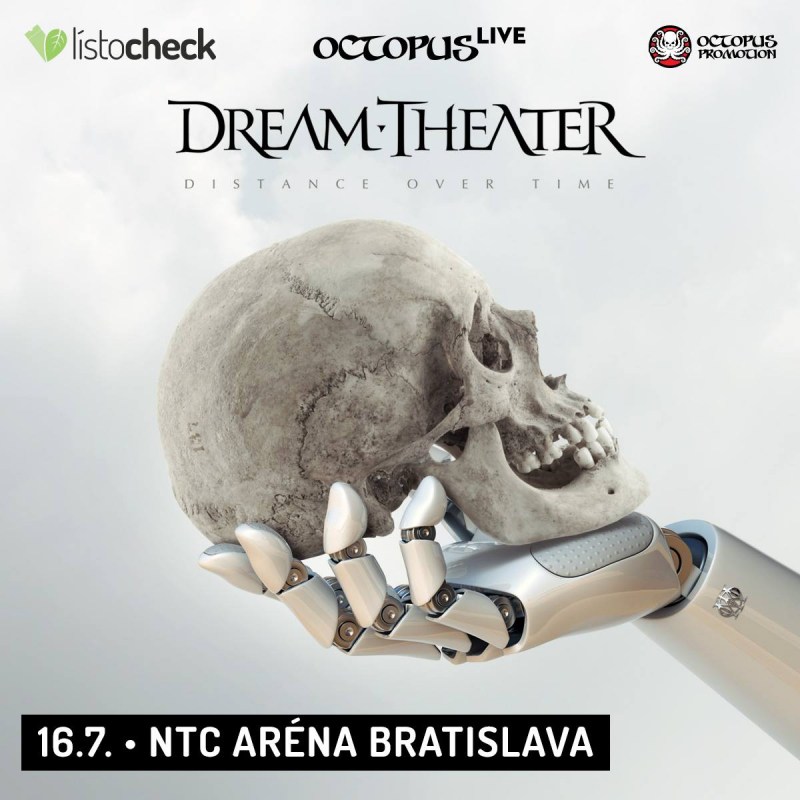 DREAM THEATER: Distace Over Time Tour