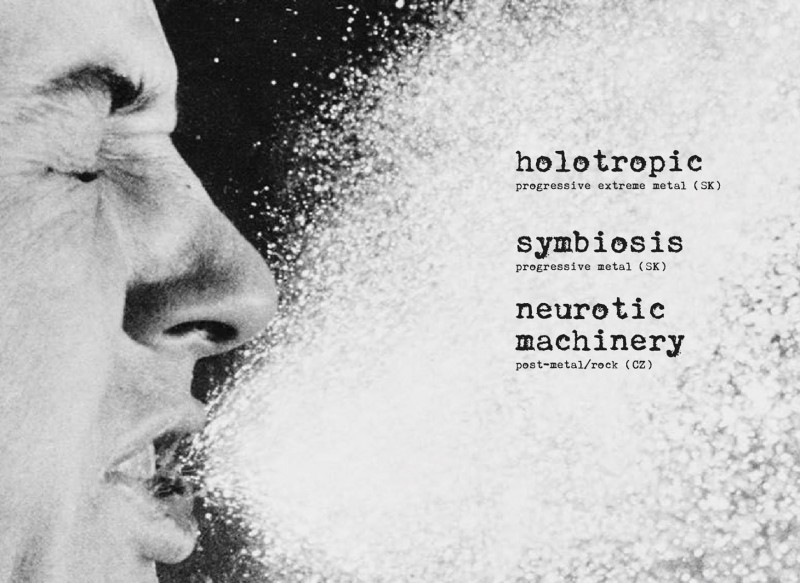 HOLOTROPIC, Symbiosis, Neurotic Machinery