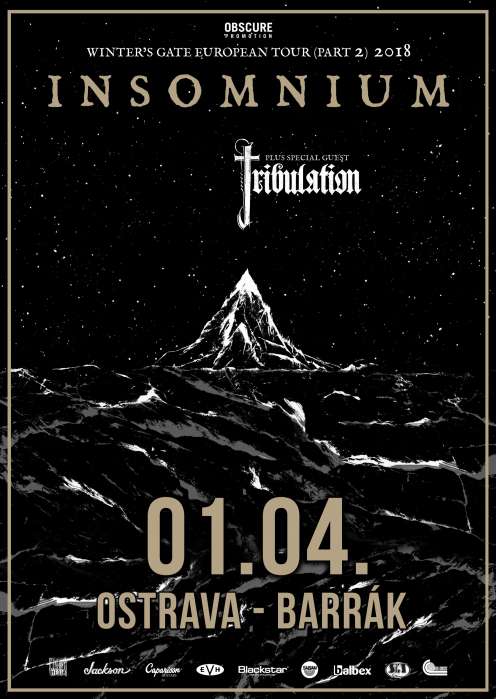 INSOMNIUM: Winter's Gate Tour part 2