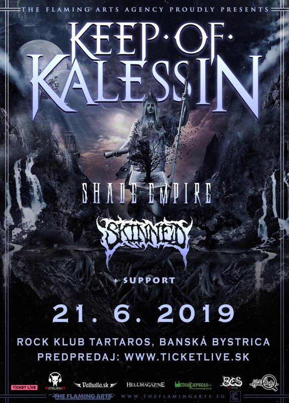 KEEP OF KALESSIN, Shade Empire
