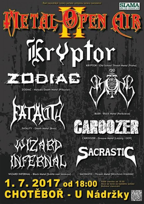 Metal Open Air II