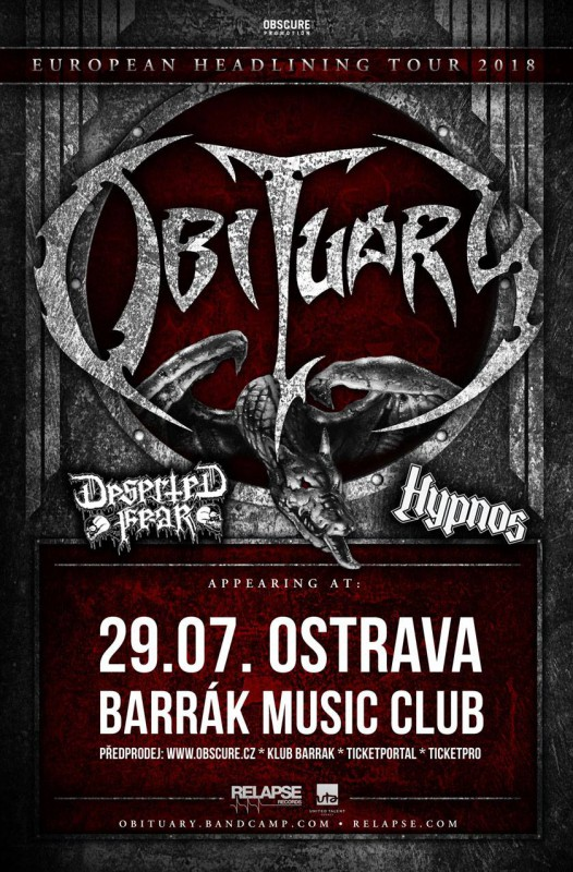 OBITUARY: European Tour 2018