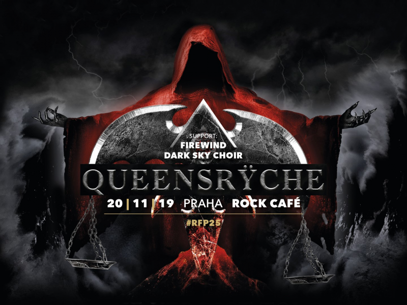 QUEENSRŸCHE: The Verdict tour