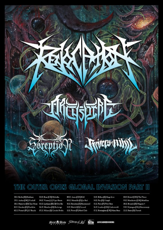 REVOCATION, Archspire