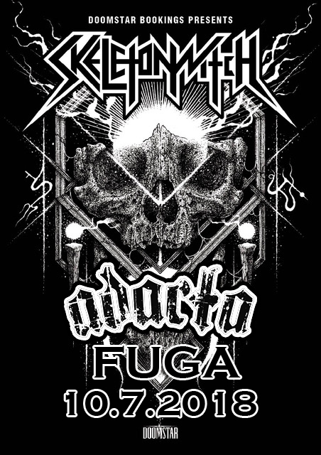 SKELETONWITCH, Adacta