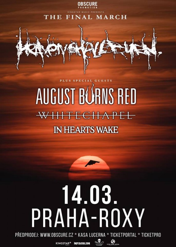 HEAVEN SHALL BURN: The Final March