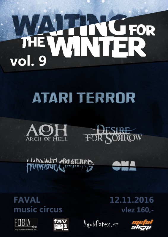 WAITING FOR THE WINTER vol. 9.