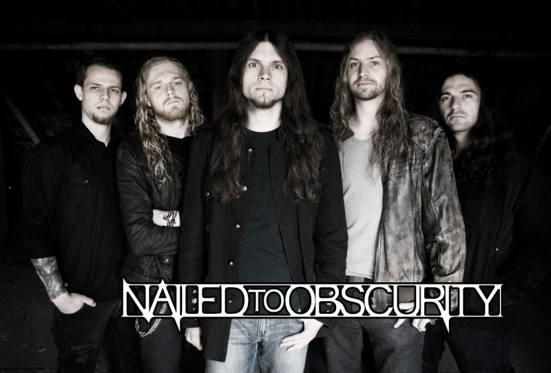 NAILED TO OBSCURITY  - Raimund Ennenga