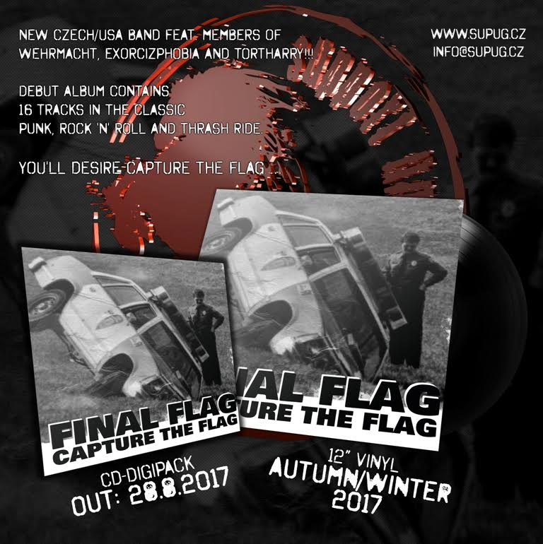 Debutový album FINAL FLAG vyšiel u Support Underground