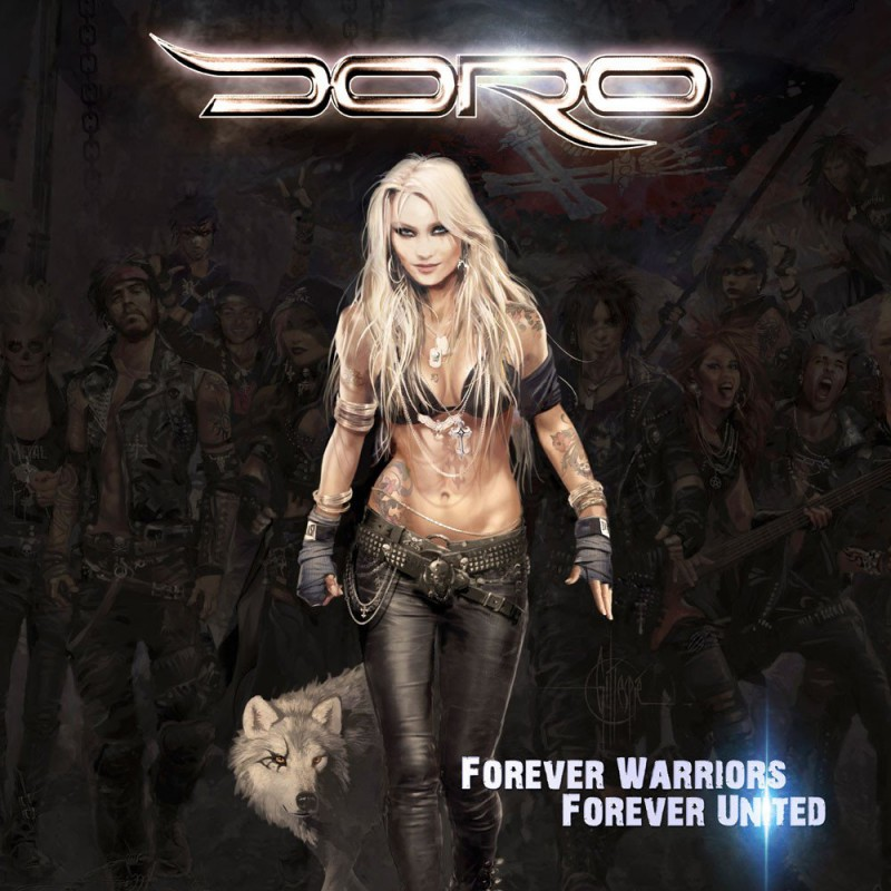 DORO - nové video s frontmanom AMON AMARTH