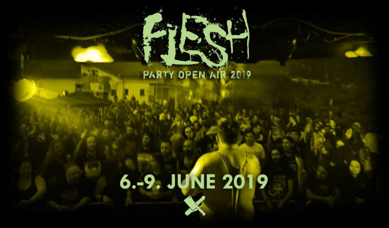 FLESH PARTY OPEN AIR - zmena areálu