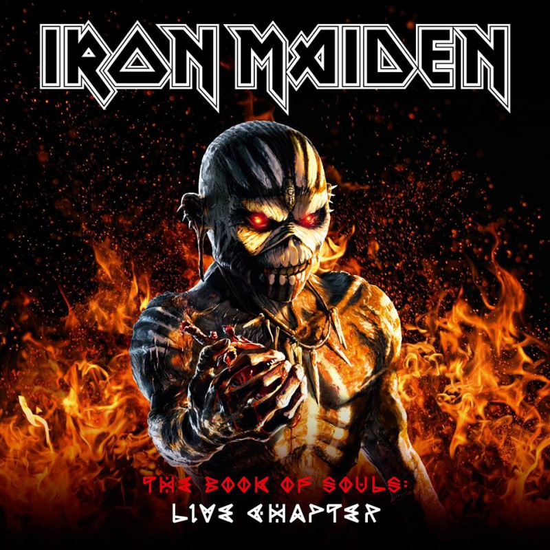 IRON MAIDEN streamujú celý svoj live album na YouTube