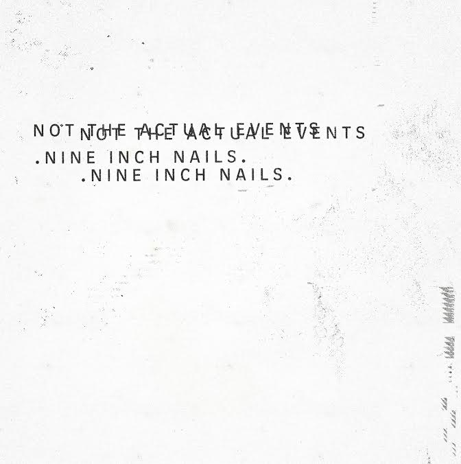 Nové EP NINE INCH NAILS