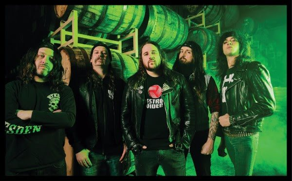 Nové video MUNICIPAL WASTE
