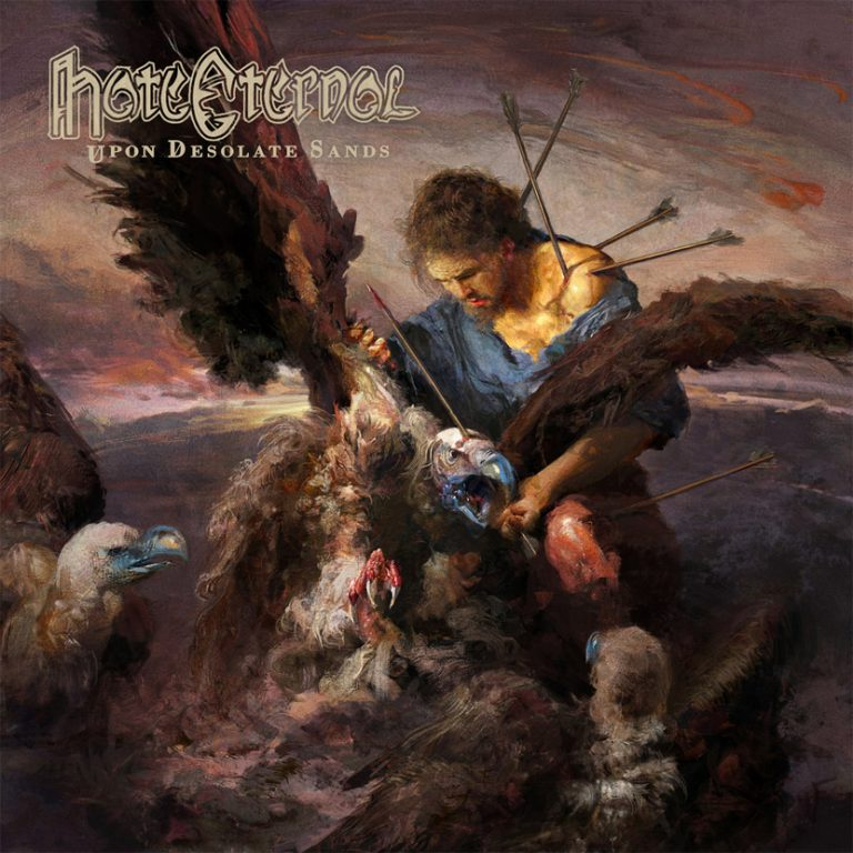 Nový HATE ETERNAL!