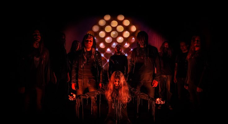 ORANSSI PAZUZU + DARK BUDDHA RISING = WASTE OF SPACE ORCHESTRA