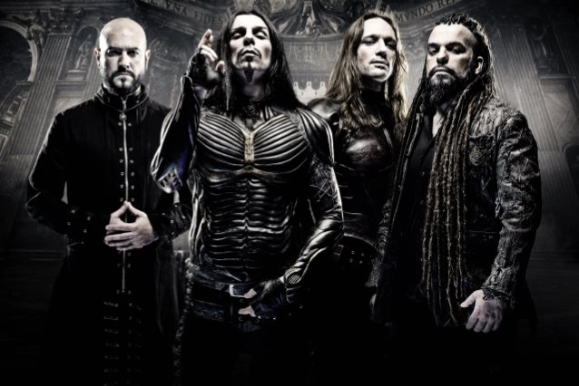 SEPTICFLESH natočili video MARTYR