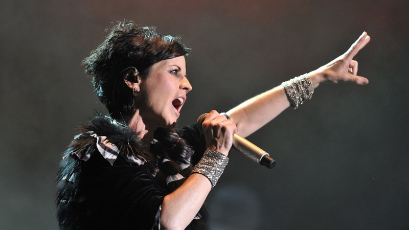 Zomrela Dolores O'Riordan z The CRANBERRIES