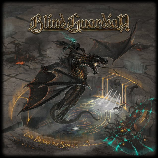 BLIND GUARDIAN - Live Beyond The Spheres [Live]