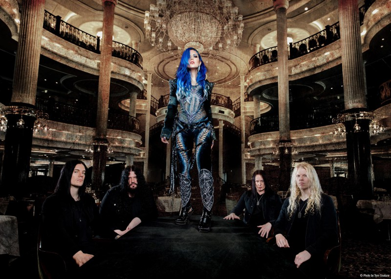 ARCH ENEMY & JINJER v Bratislave / Will To Power Tour 2017