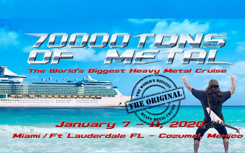70000 Tons of Metal 2020