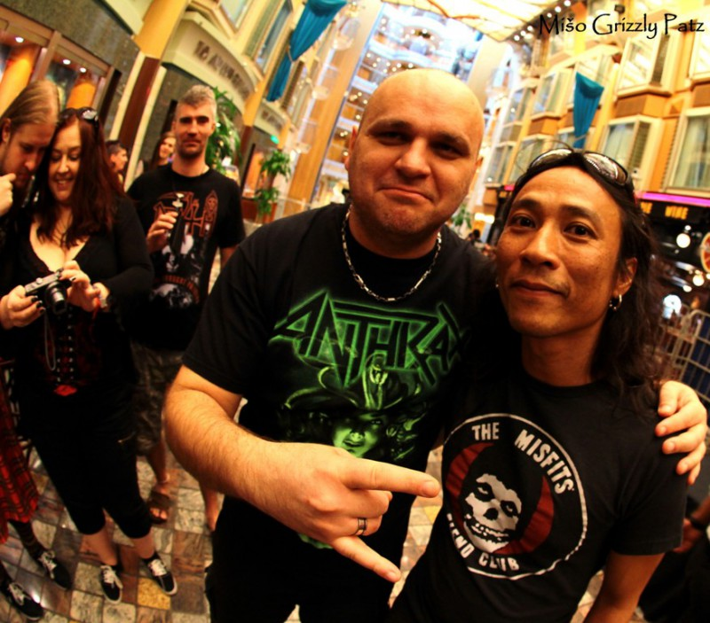 Ted Aguilar - Death Angel