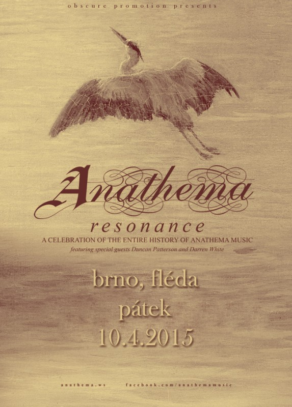 ANATHEMA: Resonance