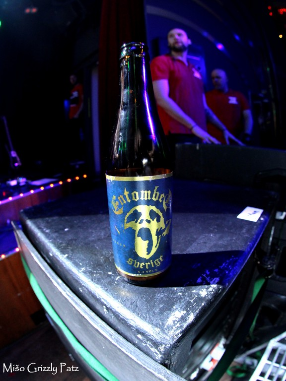 ENTOMBED BEER