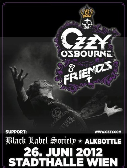 OZZY OSBOURNE & Friends
