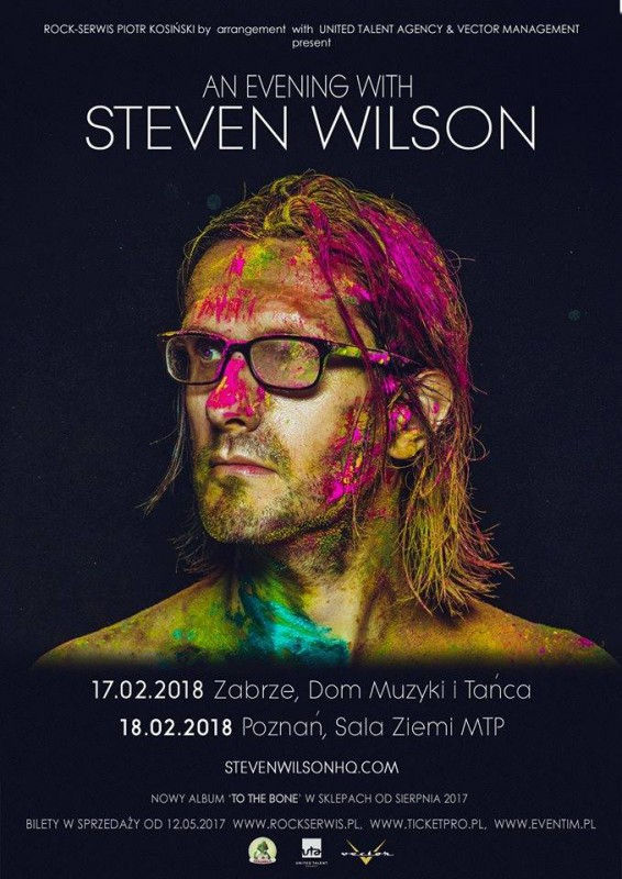 STEVEN WILSON: To The Bone tour