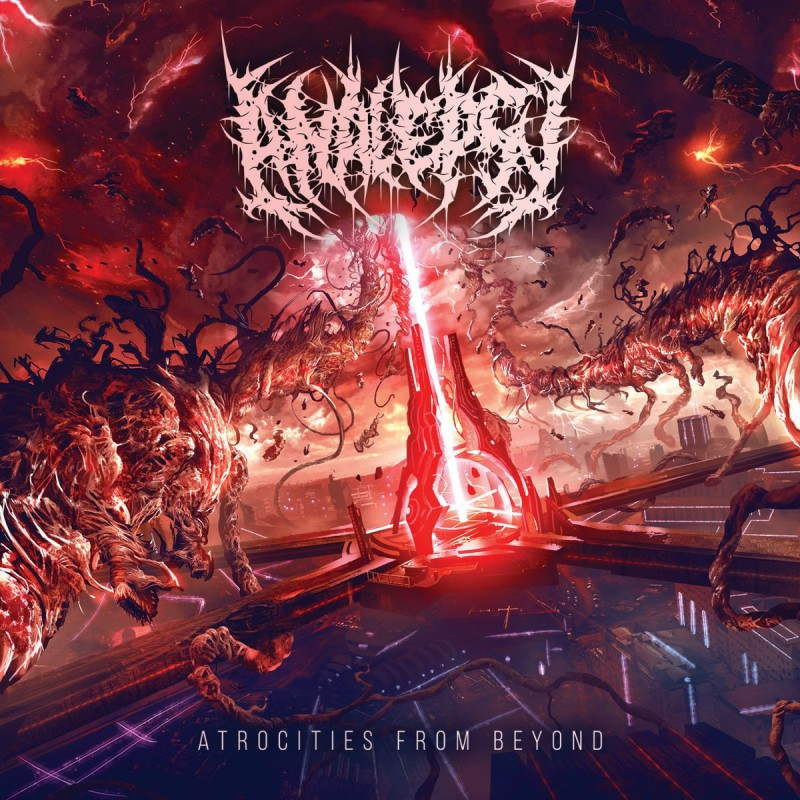 ANALEPSY - Atrocities From Beyond