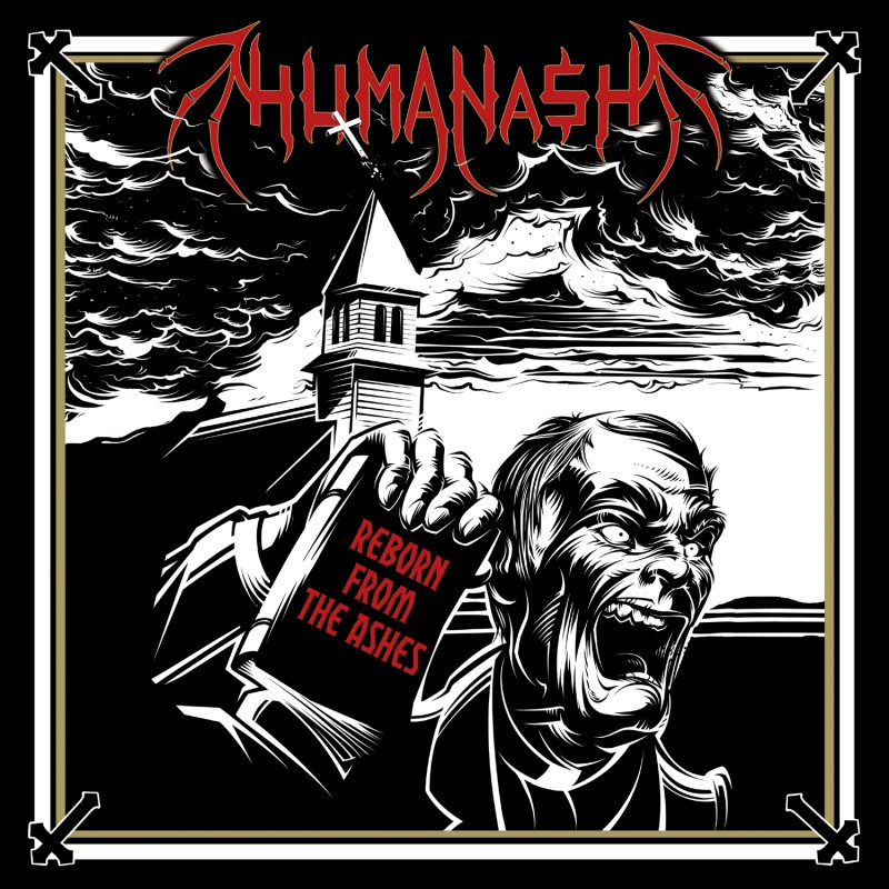HUMANASH - Reborn from the Ashes