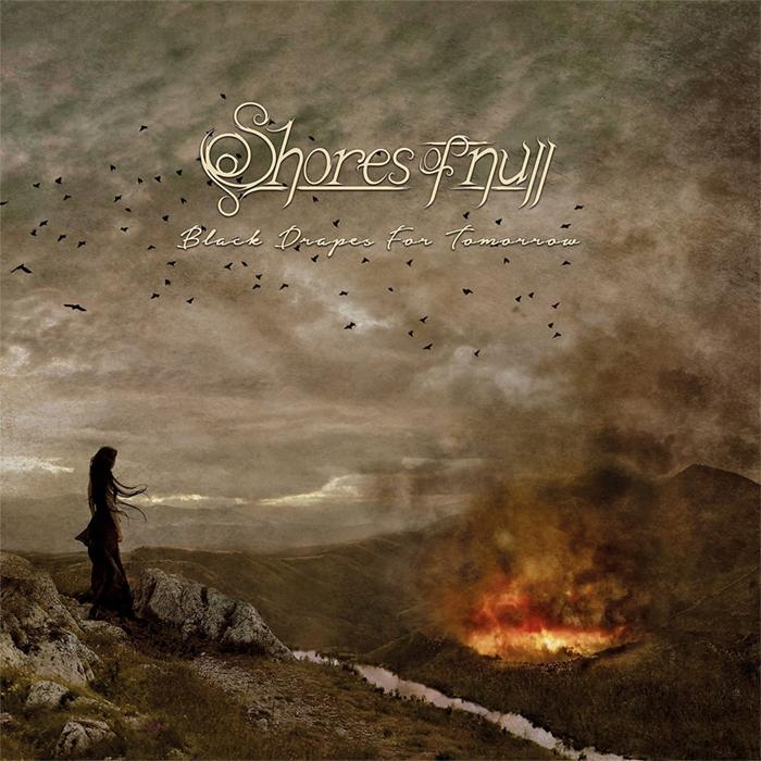 SHORES OF NULL - Black Drapes For Tomorrow